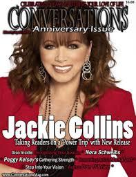 Cyrus Webb Interviews Jackie Collins