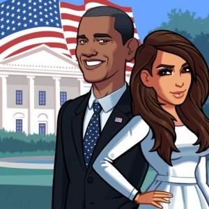 Obama/Kardashian Ticket